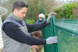 Pose de clôture Caen